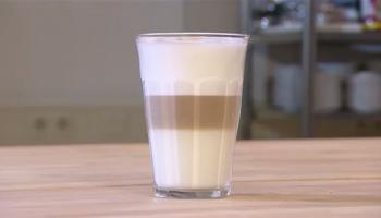 Deel 4: Cappuccino en Latte Macchiato