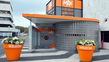 MAX Programma bijwonen Studio 23 exterieur