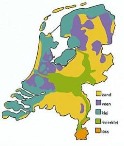 landlandkaart