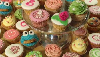Intro cursus cupcakes maken