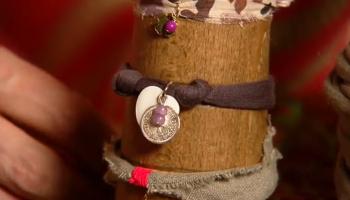 Deel 10: Katoenen armband