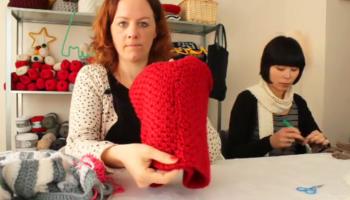 Deel 10: Sjaal of kol haken