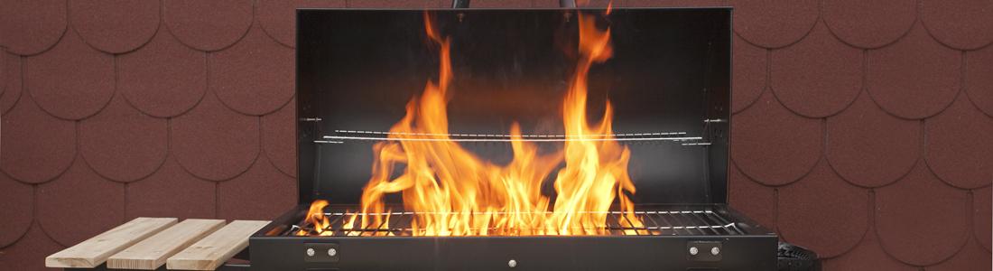 Pas op bij het aansteken van de barbecue MAX Vandaag