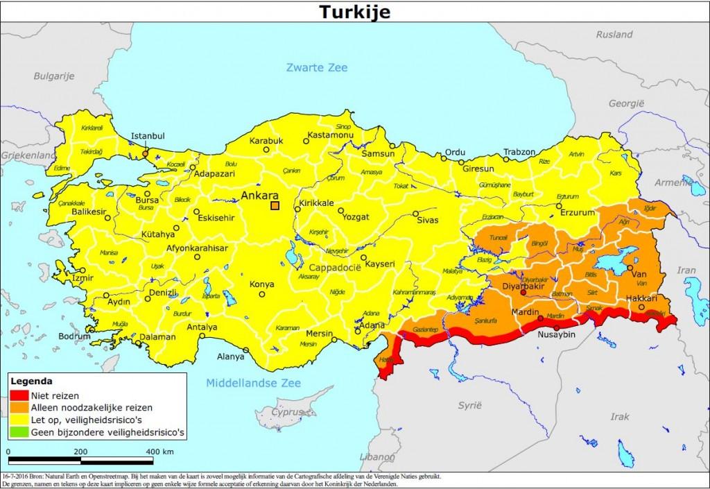 kaart-turkije