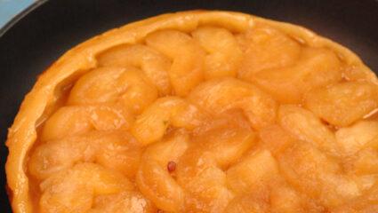 omgekeerde appeltaart