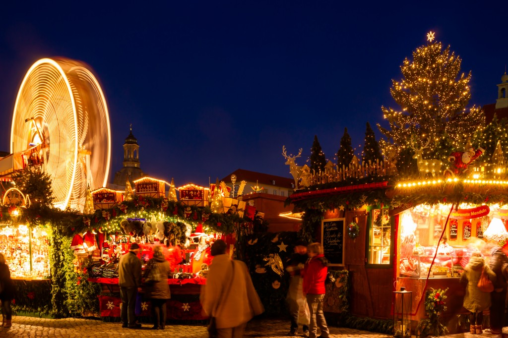 De Geschiedenis En Tradities Van Kerstmarkten Max Vandaag