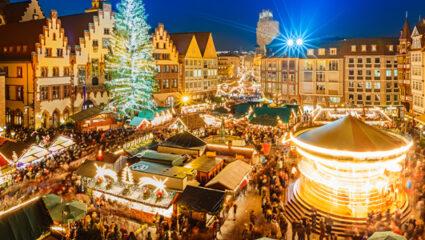 kerstmarkten