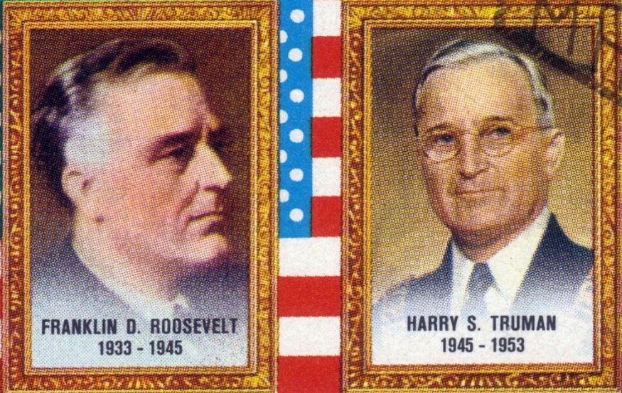 De Amerikaanse Presidentsverkiezingen Van Na 1945 Deel 1