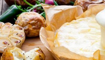 krieltjes en camembert