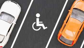 invalideparkeerplaats