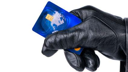 gestolen bankpas