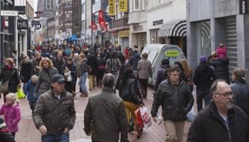 winkelstraat, veranderingen