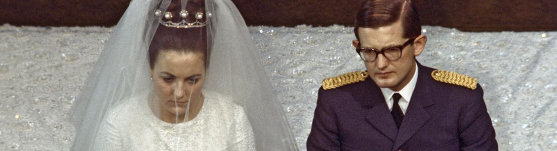 Prinses Margriet en Pieter van Vollenhoven