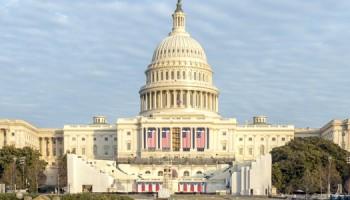 Capitol Hill, inauguratie