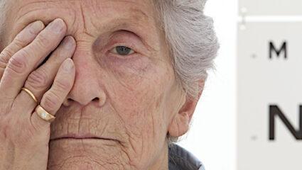 signalen oogziekte