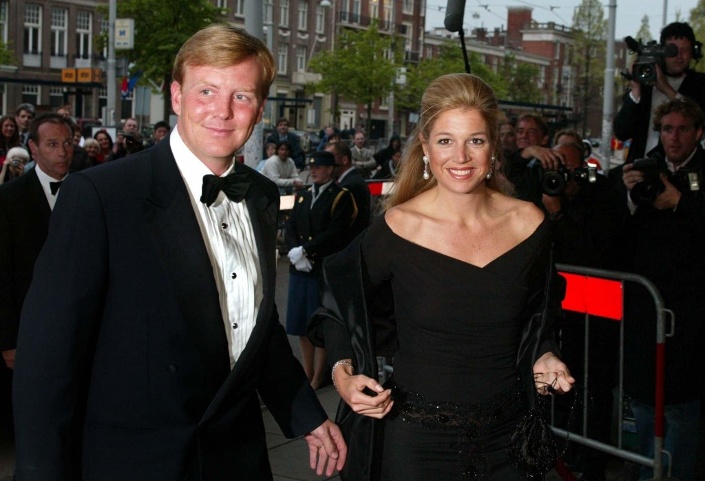 Koning Willem Alexander En Koningin Maxima 15 Jaar Getrouwd Max