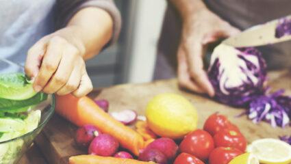 Koken met liefde