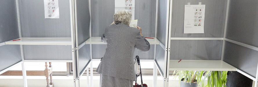Stemgerechtigden 65-plus