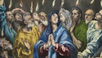 El Greco in de Nieuwe Kerk