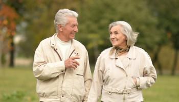 Geluk van ouderen