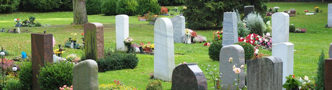 overleden, kerkhof