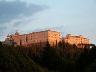 Het klooster van Monte Cassino (Bron: Wikimedia)
