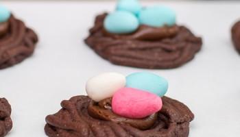nestjes van roomchocolade van Robèrt