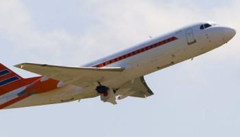 regeringsvliegtuig