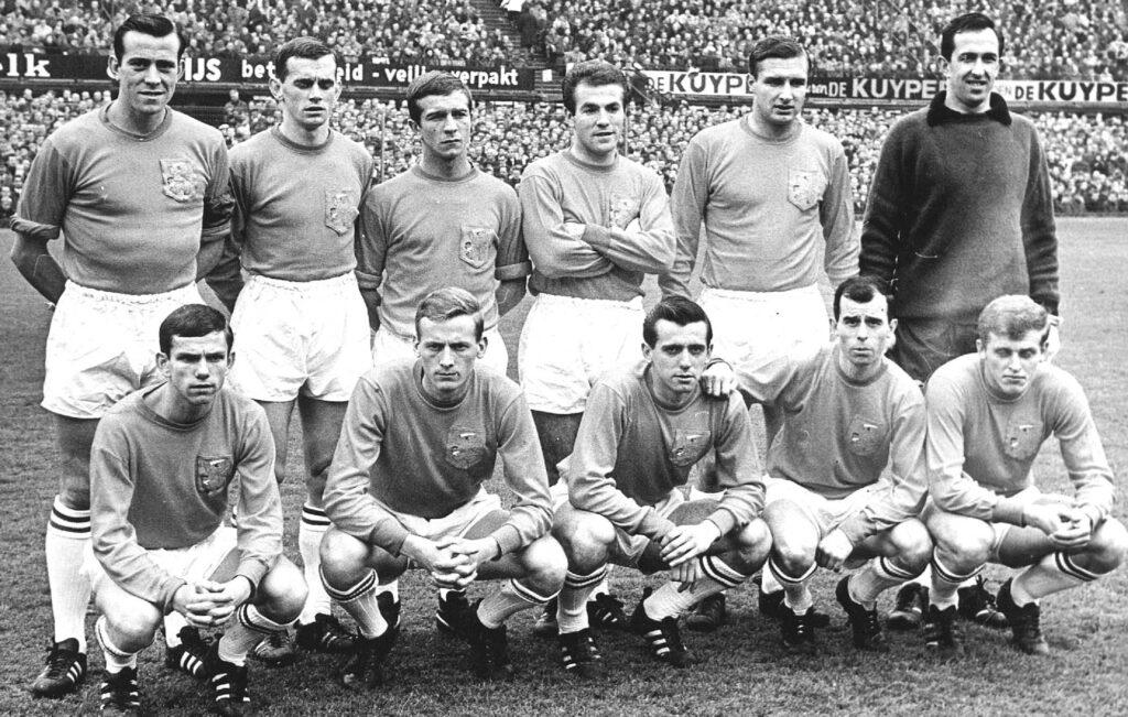 Nederlands elftal 1966