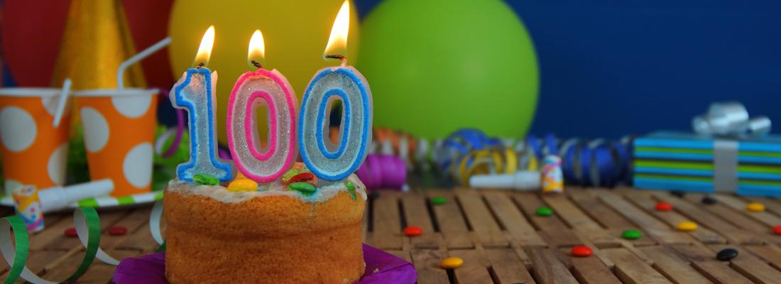 100-plussers