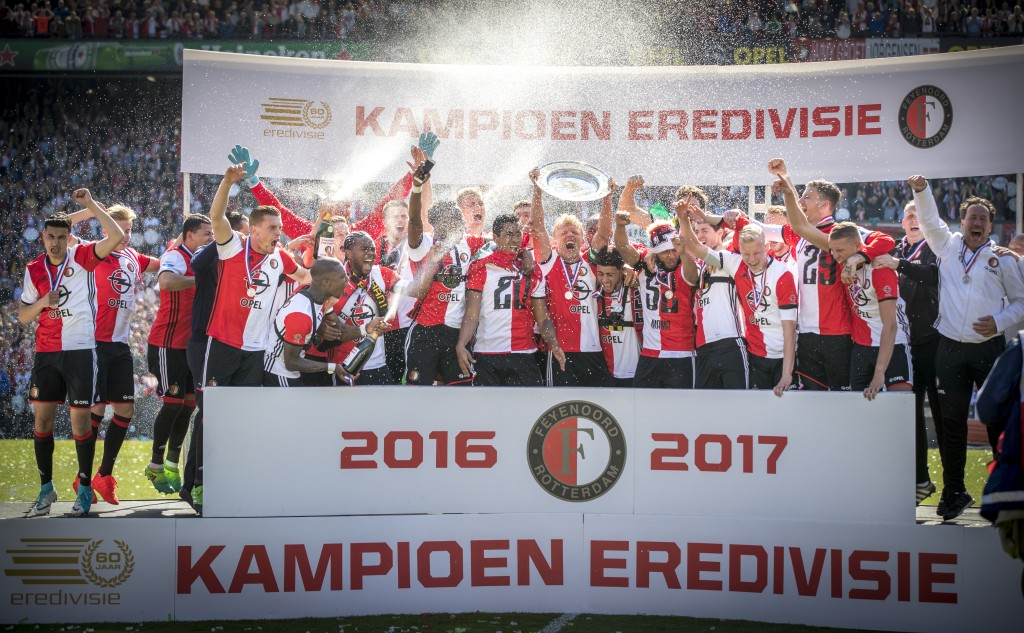 Feyenoord landskampioen