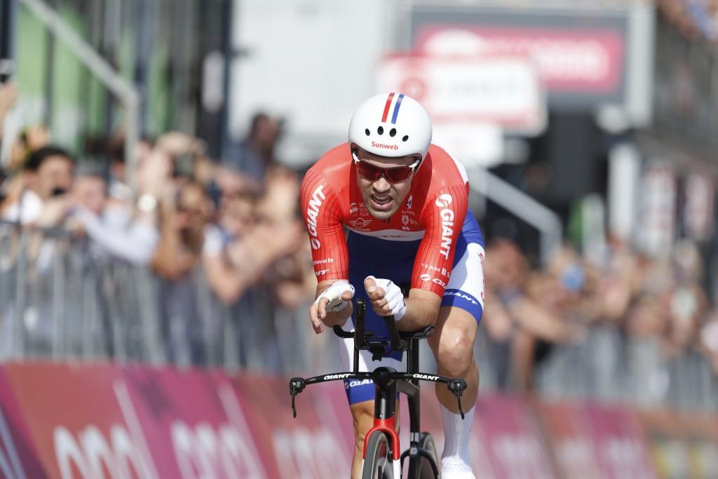 Finaledag Giro d'Italia