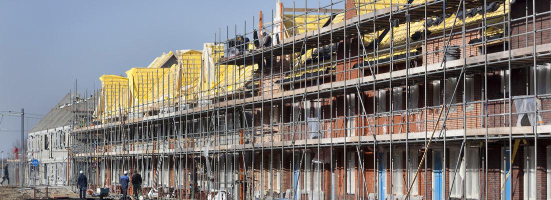nieuwbouwhuizen