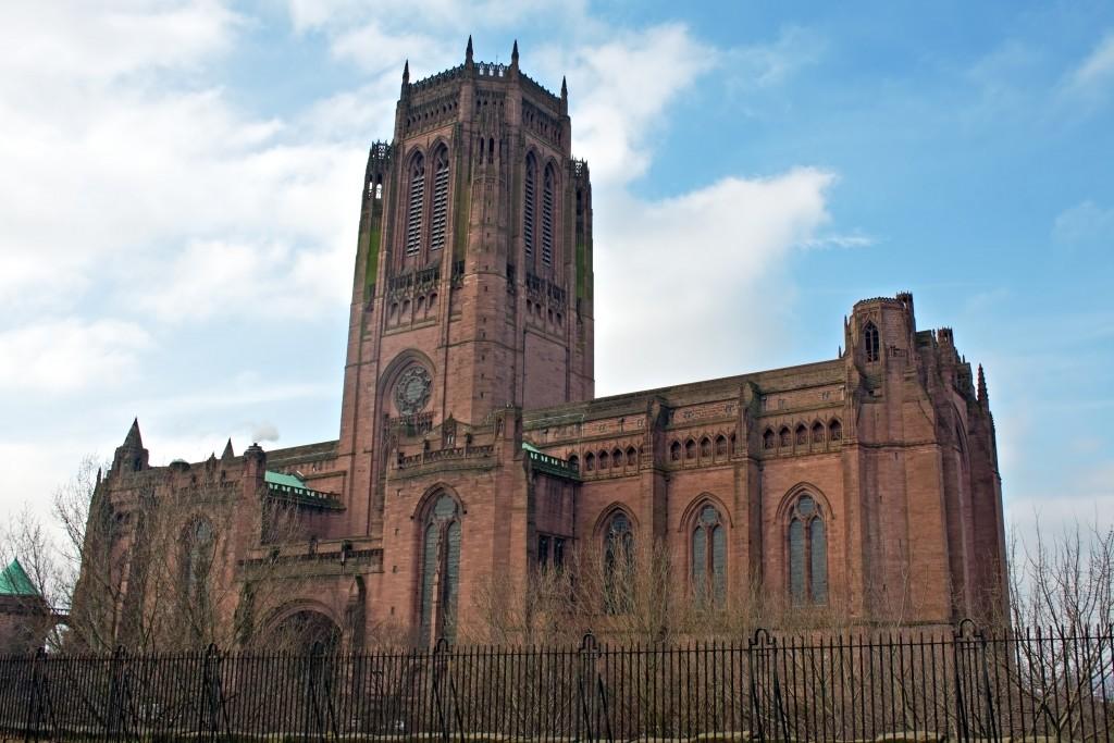 Kathedraal Liverpool