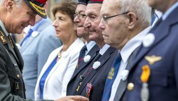 respect op veteranendag