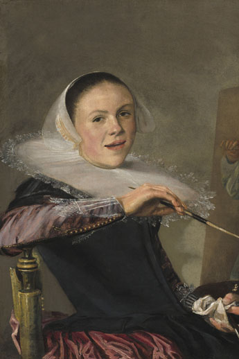 Judith Leyder - uitsnede