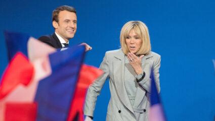 Leeftijd geen bezwaar, president Macron