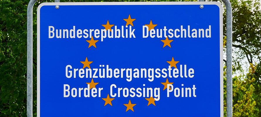 grenscontroles Duitsland