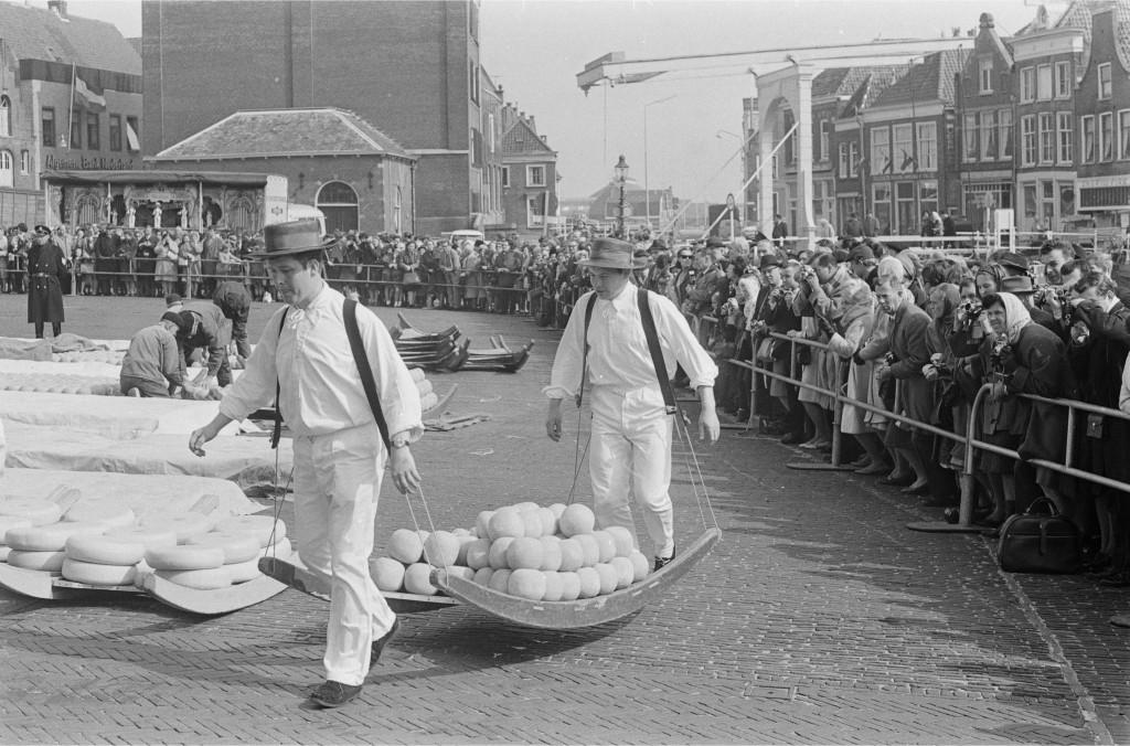 Nederlandse kaasmarkten
