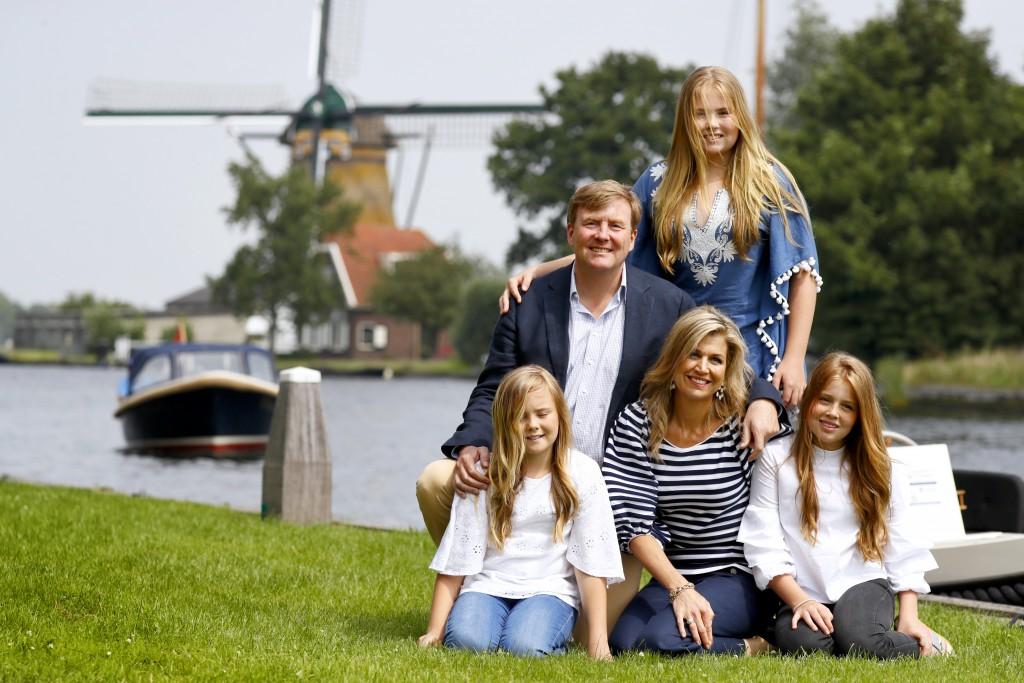koninklijk gezin