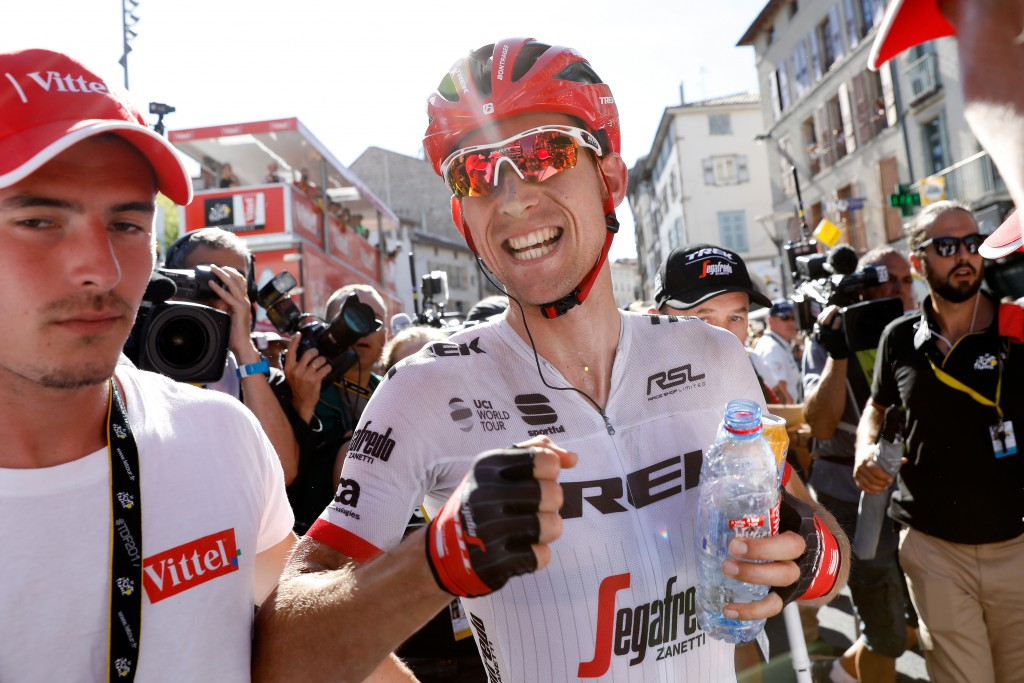 Vijftiende etappe Tour de France: Laissac - le Puy