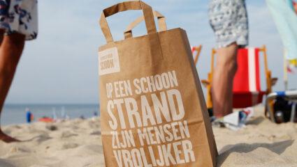 Schoonste strand van Nederland