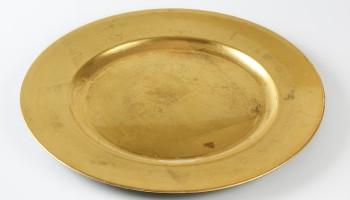 gouden bord
