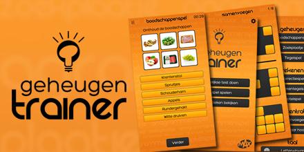 Wonderbaarlijk Download gratis de MAX Geheugentrainer app PX-37