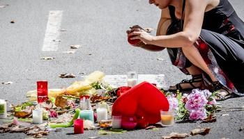 aanslag Barcelona, man