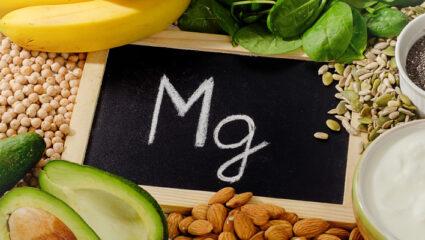 magnesiumgehalte