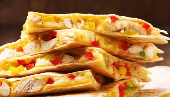 quesadilla's