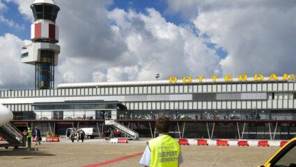 Regionale luchthavens, Rotterdam airport
