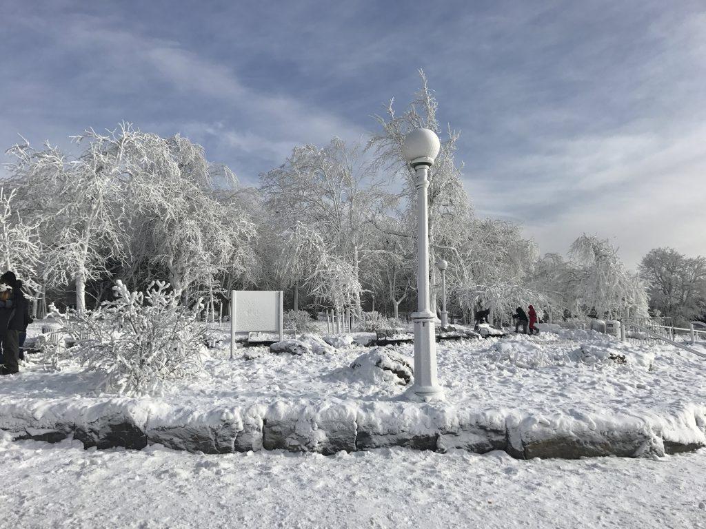 Extreem winterweer