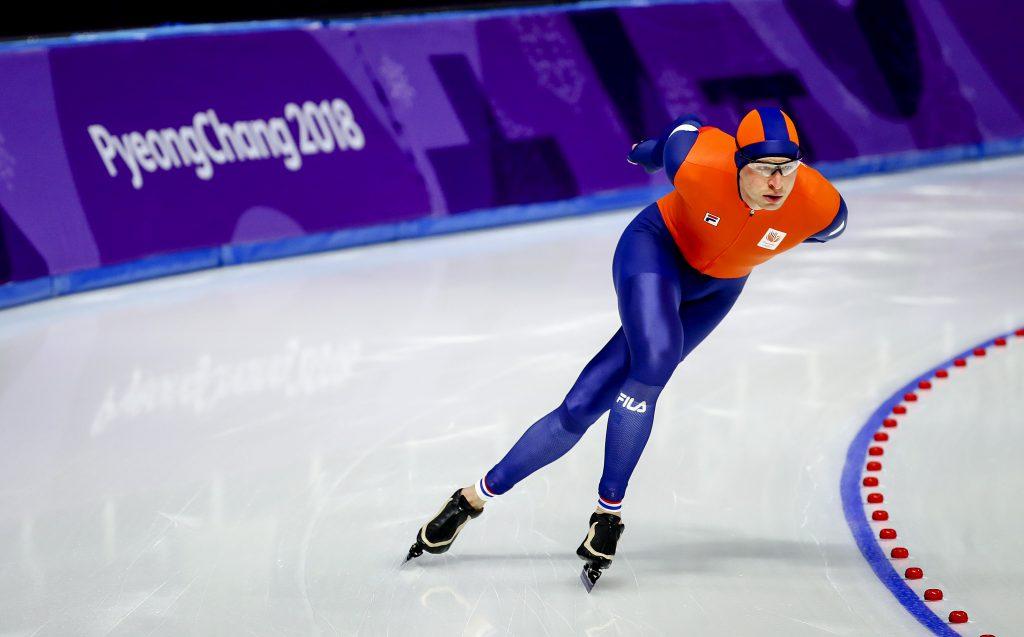 OS: Schaatsen 5000 meter mannen